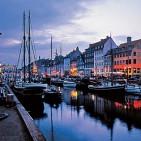 Copenhagen with the eye of an escort