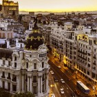 Madrid for fun