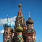 Amazing tour in Moscow